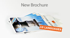 brochure in 10 languages